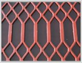 Я гальванизировано или PVC Coated Expanded Metal Mesh)