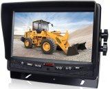 """7 """" HD 1080P 뒷 전망 사진기 4 채널 IP69k"""