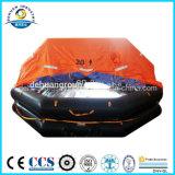 Certificado de la balsa salvavidas Ec/Gl del SOLAS