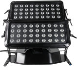 Indicatore luminoso della lavata di LED72PCS/60PCS RGBW4in1 LED