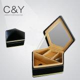새로운 모양 플라스틱 보석 포장 상자