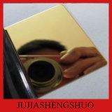 Plat décoratif laminé à chaud de l'acier inoxydable 304L de la norme 304 d'ASTM