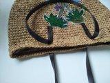 Borsa Handmade del sacchetto della paglia