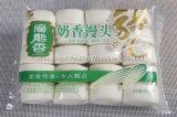 Automatische gedämpfte Brötchen-Verpackungs-Maschinen-Nahrungsmittelverpackungs-Maschine