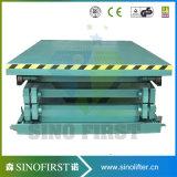 chaîne de production de l'atelier 2000kg table élévatrice inférieure de ciseaux d'achat de hauteur