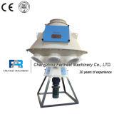 粉の澱粉の製造所のための回転式ディストリビューター装置