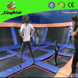 Grosses Square Trampoline für Sale (1430W)