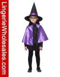 Малыши пурпуровые и черный Costume Cosplay плаща ведьмы