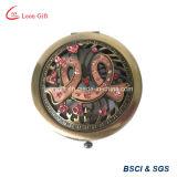 昇進の女の子のためのカスタムイタリア様式のロゴの装飾的なミラー