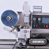 Máquina automática do acondicionamento de alimentos do fluxo do comprimido em máquinas de envolvimento