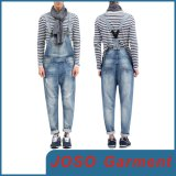 方法人の胸当ての全面的なジーンズ(JC3059)