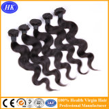 Человеческие волосы Remy девственницы объемной волны бразильские
