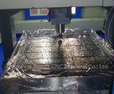 Gravure de machine en métal de commande numérique par ordinateur de couteau de la fraiseuse 4050 de commande numérique par ordinateur pour l'aluminium