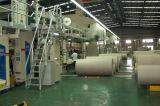 Línea acanalada e flauta de 3/5 capa para la fabricación de cartón corrugado