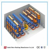 Qualitäts-Bauholz-Speicher-Metallfreitragende Regal-Zahnstange