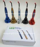 Preiswerter Preis zahnmedizinische LED helles buntes aushärtend