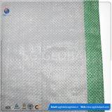 55 * 95cm Sac en tissu PP blanc pour emballage de blé