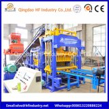 Depresión de Qt5-15 Cemment que se enclavija pavimentando el bloque del ladrillo del granito que hace la máquina