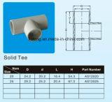 Standard australien (2053.2:2001 d'AS/NZS) Plastic UPVC Tee pour Electrical