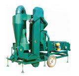 De de Schoonmakende Machine van de Sojaboon van de Sesam van de Zonnebloem van de Maïs van de Tarwe van de korrel/Reinigingsmachine van het Zaad