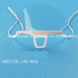 안전 사용 (CW-CS101)를 위한 투명한 방어적인 플라스틱 가면