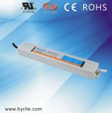 12V 30W Wasserdichte LED-Netzteil für Signage mit CER RoHS