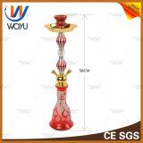 Rote Flamme KristallShisah Zubehör-Wasser-Rohr-Huka