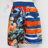Modo Swimwear Print Woven Beach Shorts per Children