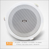 회의실을%s 방수 Ceiling Mini Speaker, Bathroom