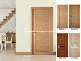 Чисто дверь твердой древесины древесины дуба нутряная