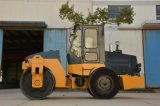 道ローラーの工場6トンの鋼鉄車輪の振動ローラー(YZ6C)