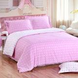 2017年の織物の綿か多高品質の寝具はホームのためにセットした