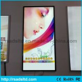 Qualität Magnetic LED Backlit Poster Frames Light Box für Advertizing