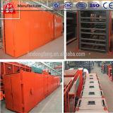 Einsparung Energy und Hochleistungs- Charcoal Ball Mesh Belt Dryer