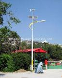 Torre autônoma do aço da turbina de vento