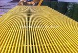 Parrilla de la fibra de vidrio FRP GRP para Inustrial Palnts