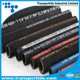 Alta Pressuer macchinetta a mandata d'aria della fabbrica 4sp/tubo flessibile dell'olio/tubo flessibile dell'acqua/tubo flessibile idraulico di gomma