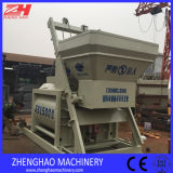 1m3 2m3 3m3 Horizontal Twin Shaft Concrete Beton Mixer Machine