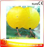 10W 24V runde flexible elektrische Polyimide Band-Heizung des Durchmesser-50mm