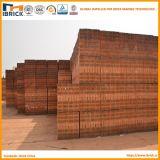 Macchina per l'imballaggio delle merci del mattone automatico pieno per la pianta automatica del forno di traforo