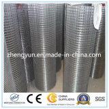Maille métallisée soudée galvanisée à chaud et à mèche en acier inoxydable