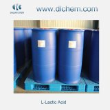 L-Milchsäure 80% mit großer Qualitätslebensmittel-Zusatzstoff-Flüssigkeit