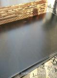 film de noir de faisceau de peuplier de contre-plaqué de 21*1250*2500mm