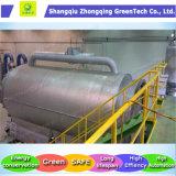 Het recentste Recycling van de Band aan de Machine van de Olie met van Ce en ISO- Certificaten