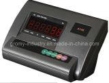 Plataforma electrónica de Digitaces que pesa la escala 1t del suelo a 3t