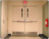 Американский стандарт UL-10b 10c 1.0, к дверке топки номинальности пожара 3.0hours стальной, стальная дверь безопасности