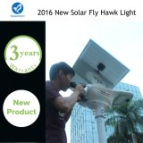 indicatore luminoso di via solare diretto della fabbrica LED di 4000lumens 40W con movimento