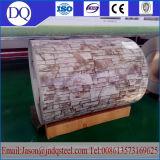 Strato d'acciaio galvanizzato preverniciato del tetto/strato del tetto colorato bobina