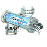 155W Pneumatic Clean 2PC紫外線Lamp Food Sterilization Equipment