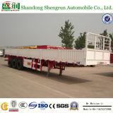 3 de Semi Aanhangwagen Van uitstekende kwaliteit van de Lading van de as